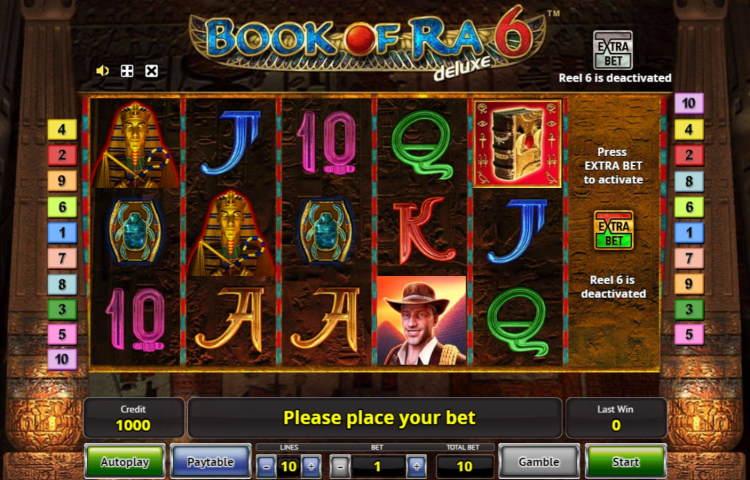 Book Of Ra 10.000 Euro
